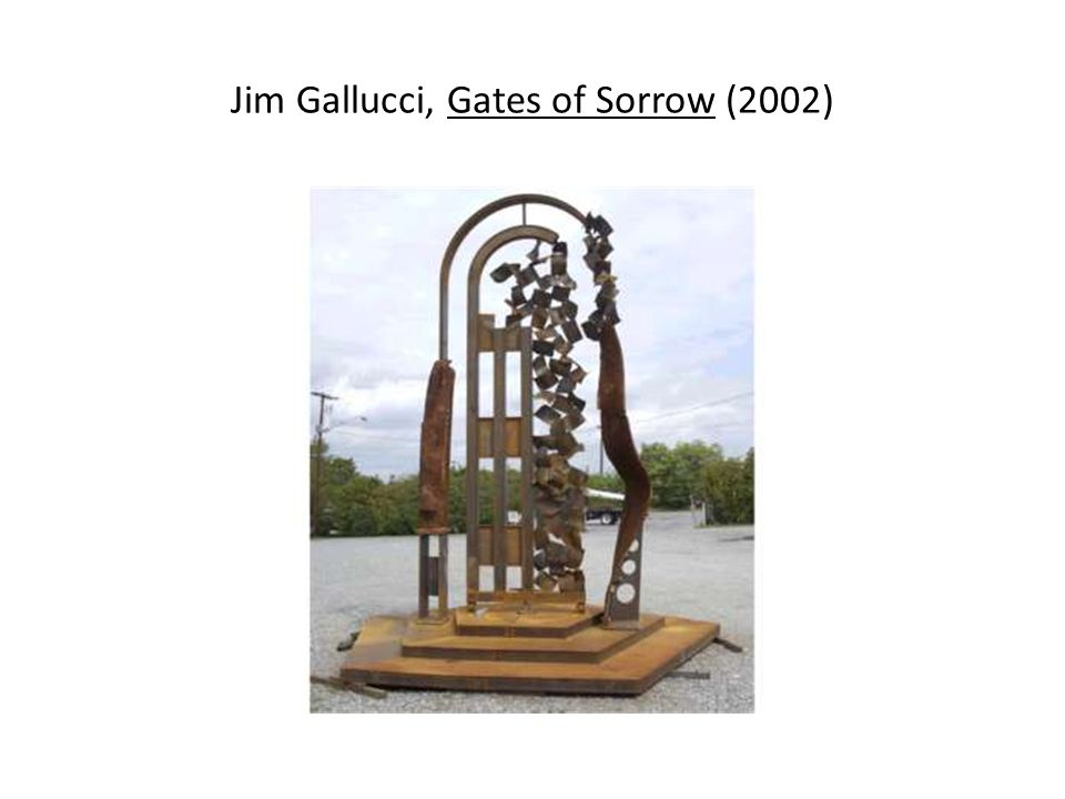 Jim Gallucci, Gates of Sorrow (2002)