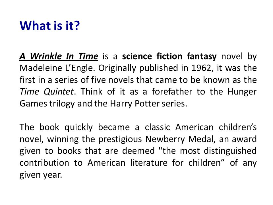 Madeleine L'Engle Madeleine L'Engle Camp was born in New York City on November 29, 1918.