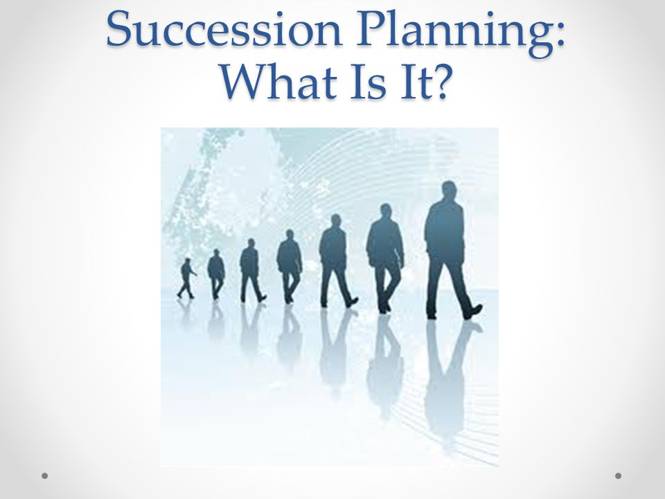 Identifying Your Successors: Family Matters Family businesses add an extra wrinkle to the successor search More than 70 percent of family-owned businesses do not survive the transition from founder to second generation Taxes or family discord, both issues that a good family business succession plan will cover.