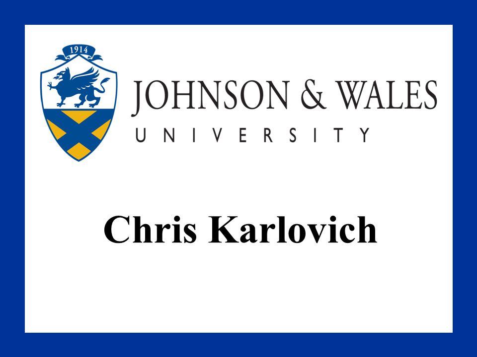 Chris Karlovich