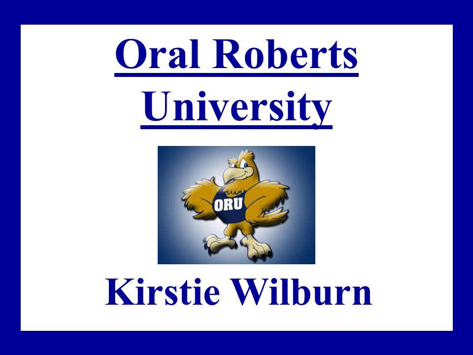 Oral Roberts University Kirstie Wilburn