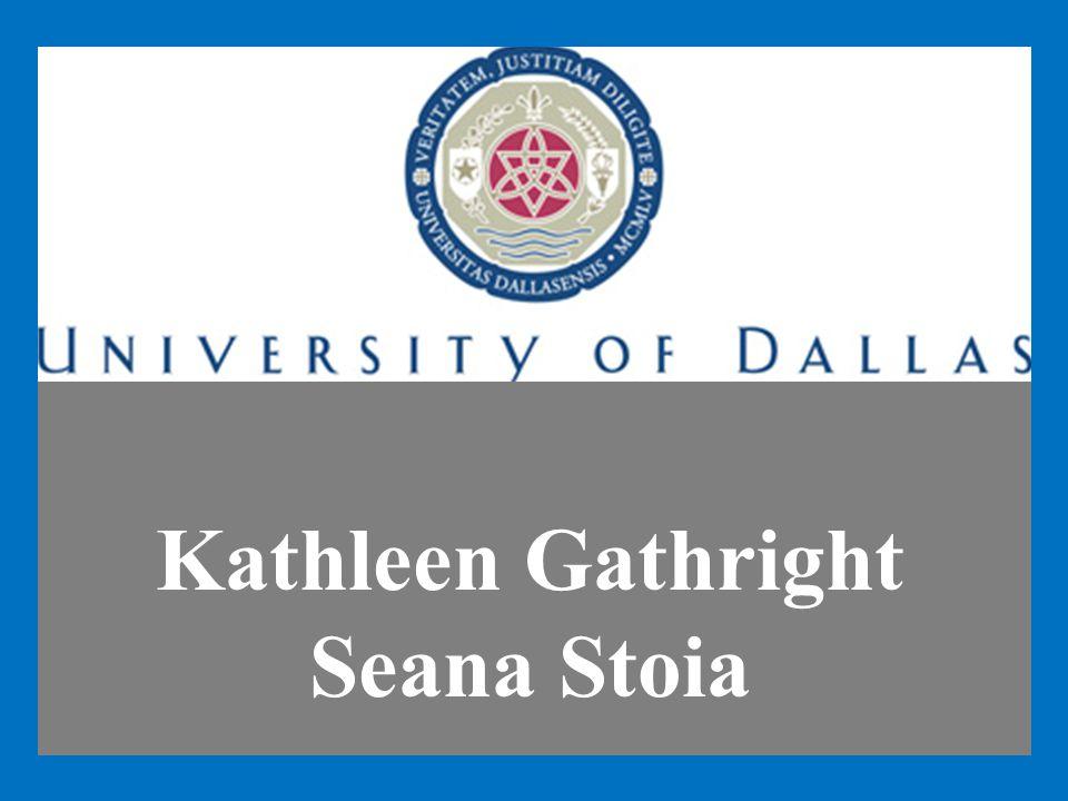 Kathleen Gathright Seana Stoia