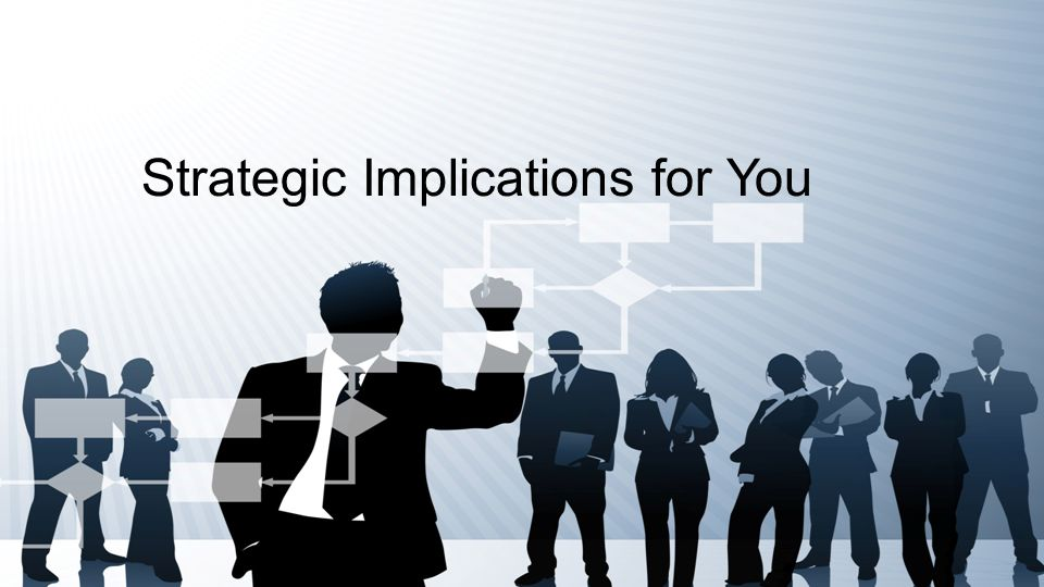 47 Strategic Implications for You