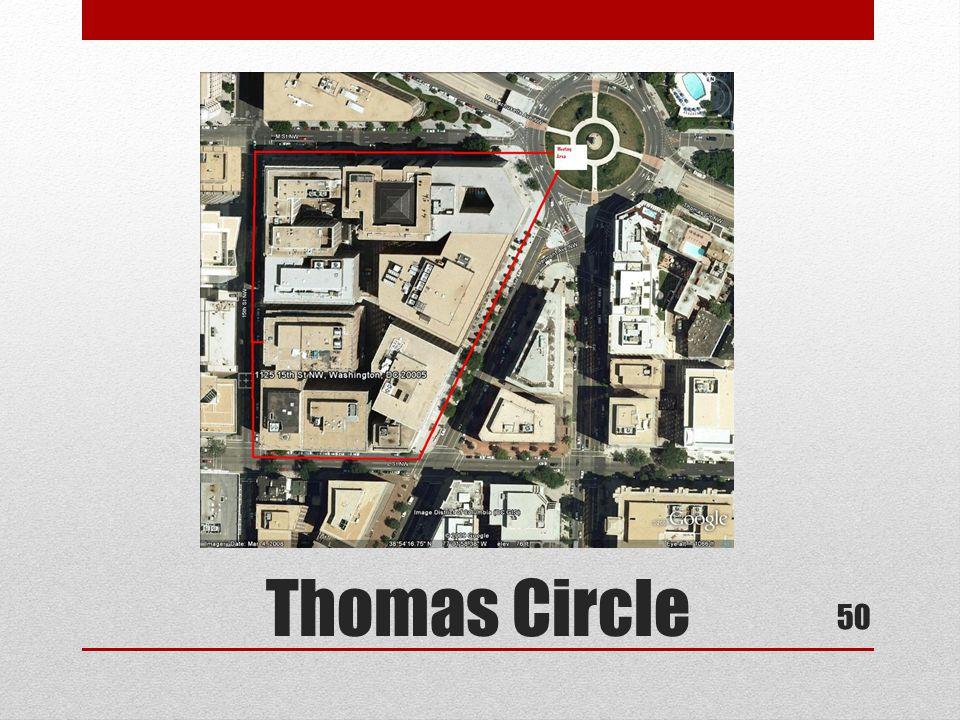 Thomas Circle 50