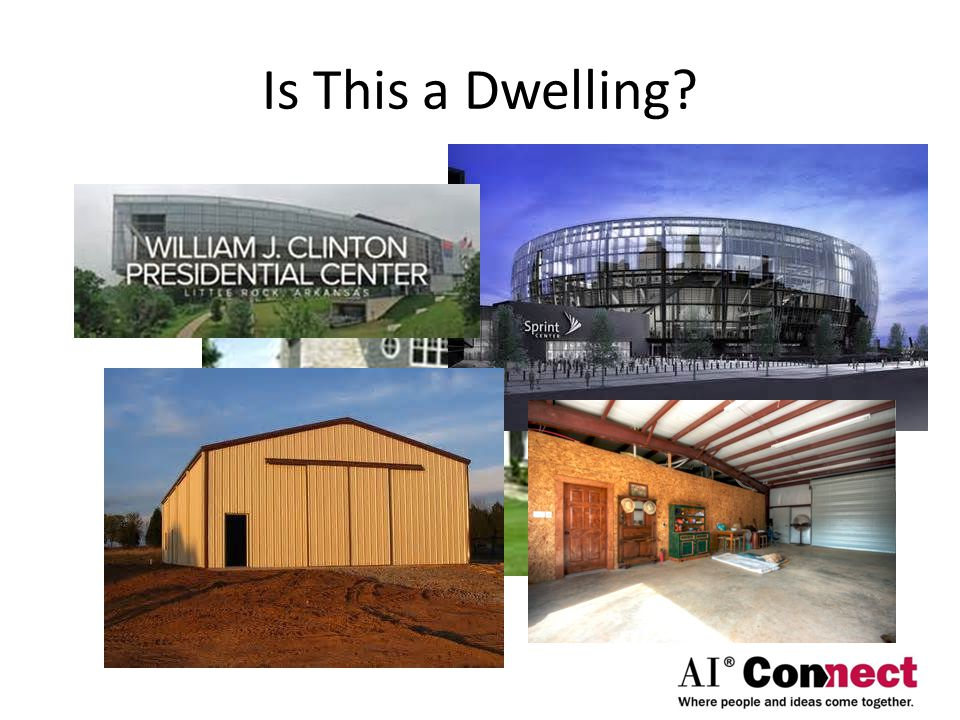 Is This a Dwelling