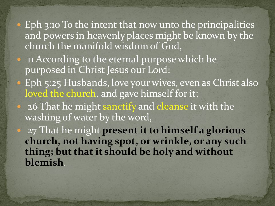 1 The Gospel is obeyed Rom 1:16 Acts 2:41,47 2 Continuing in the apostles doctrine Ac 2:42 ¶ And they continued stedfastly in the apostles doctrine and fellowship, and in breaking of bread, and in prayers
