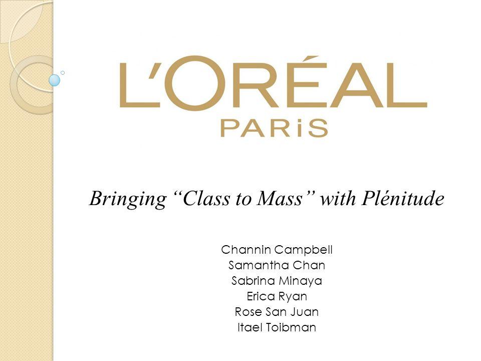 "Bringing ""Class to Mass"" with Plénitude Channin Campbell Samantha Chan Sabrina Minaya Erica Ryan Rose San Juan Itael Toibman"