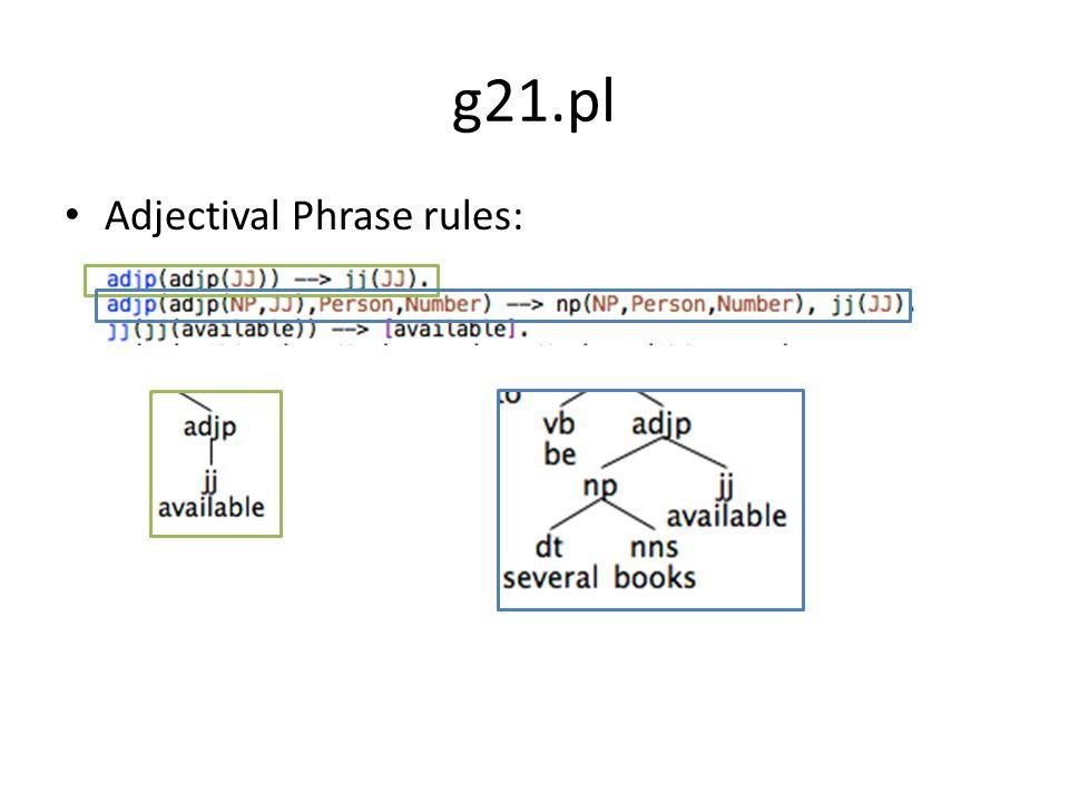 g21.pl VP rules: