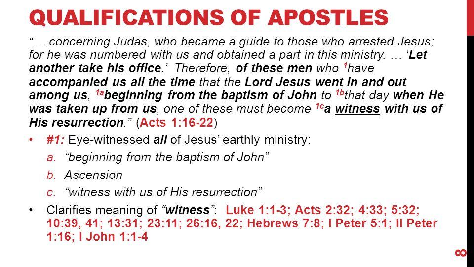 NEED HOLY SPIRIT'S BAPTISM.