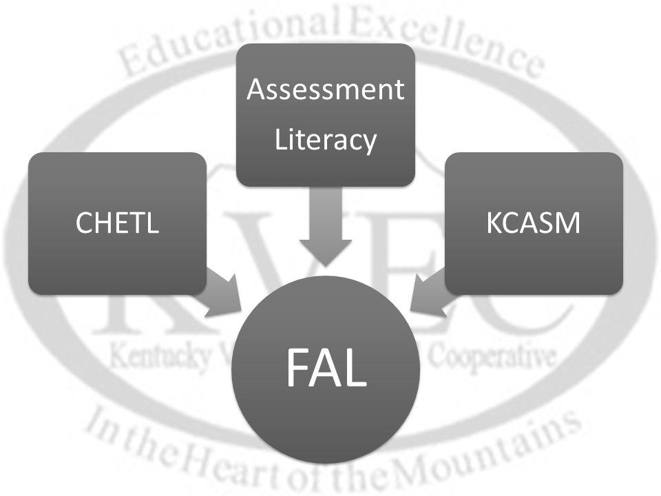 FAL CHETL Assessment Literacy KCASM