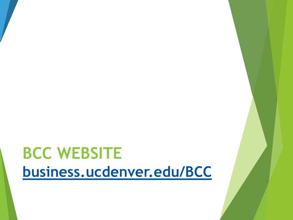 BCC Website
