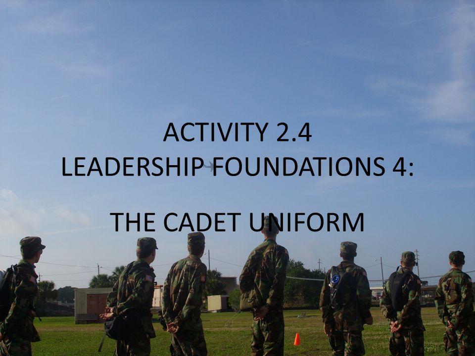 1.What is a uniform.