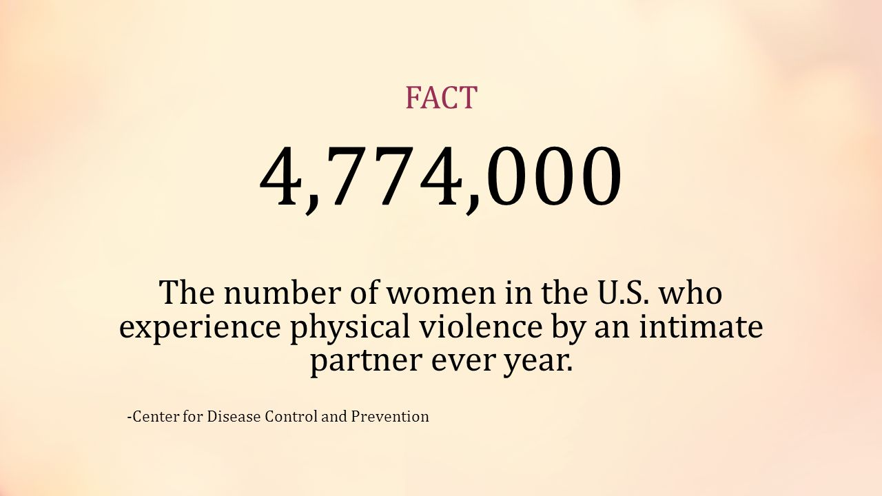 FACT 4,774,000 The number of women in the U.S.