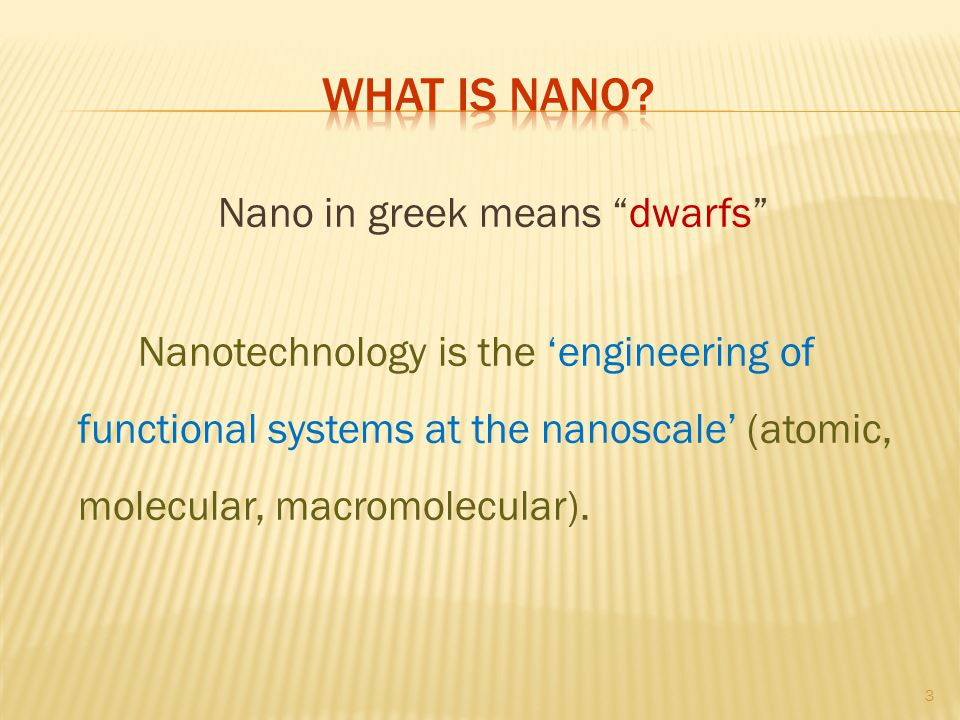 1.Nanocosmetics…… Nanosome skin cream. 2.Nanotextiles…….