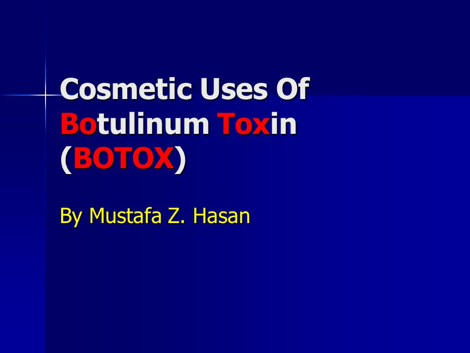 DEFINITION Botulinum toxin, is a protein and neurotoxin produced by bacterium Clostridium Botulinum.