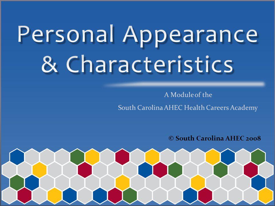 © South Carolina AHEC 2008