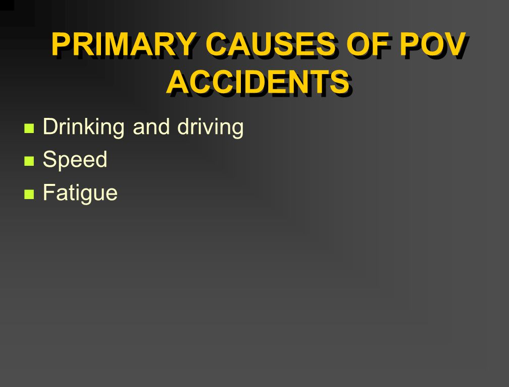 Booze & Lose Don't drive after consuming two or more drinks in one hour.