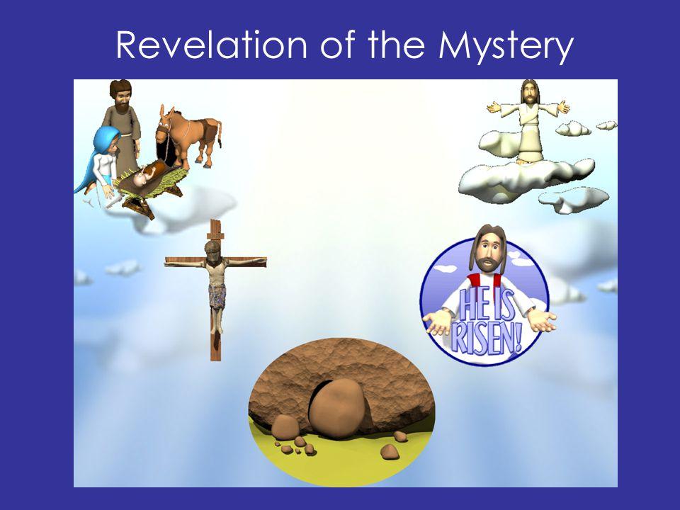 Revelation of the Mystery