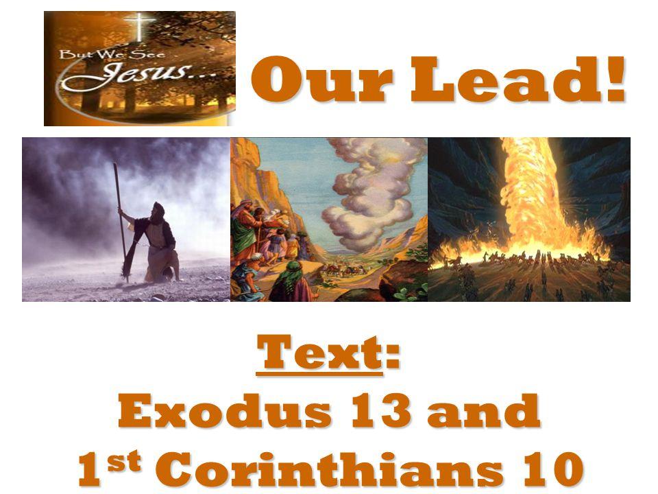 Our Law! Text: Deut. 5 & Exodus 19
