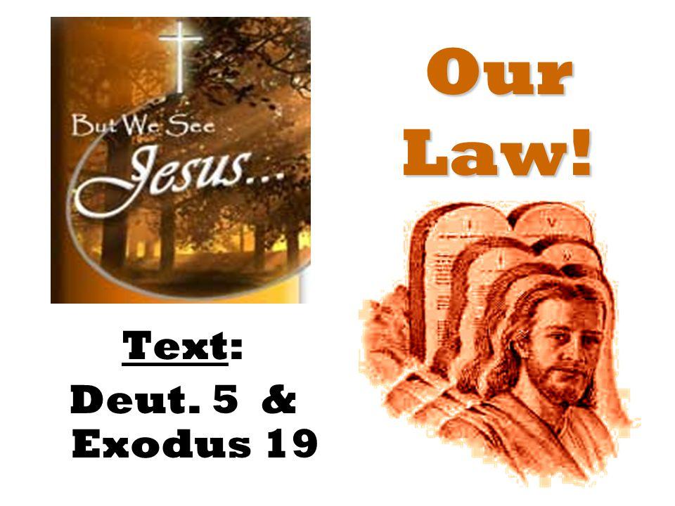 Our Lifeblood! Text: Genesis 29,35,49