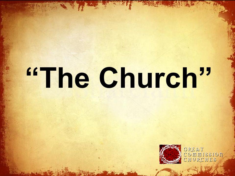 The The Church