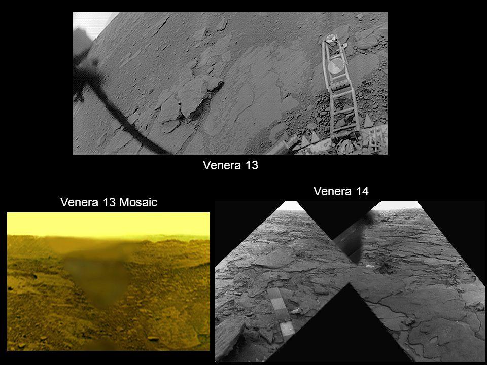 Venera 13 Mosaic Venera 13 Venera 14