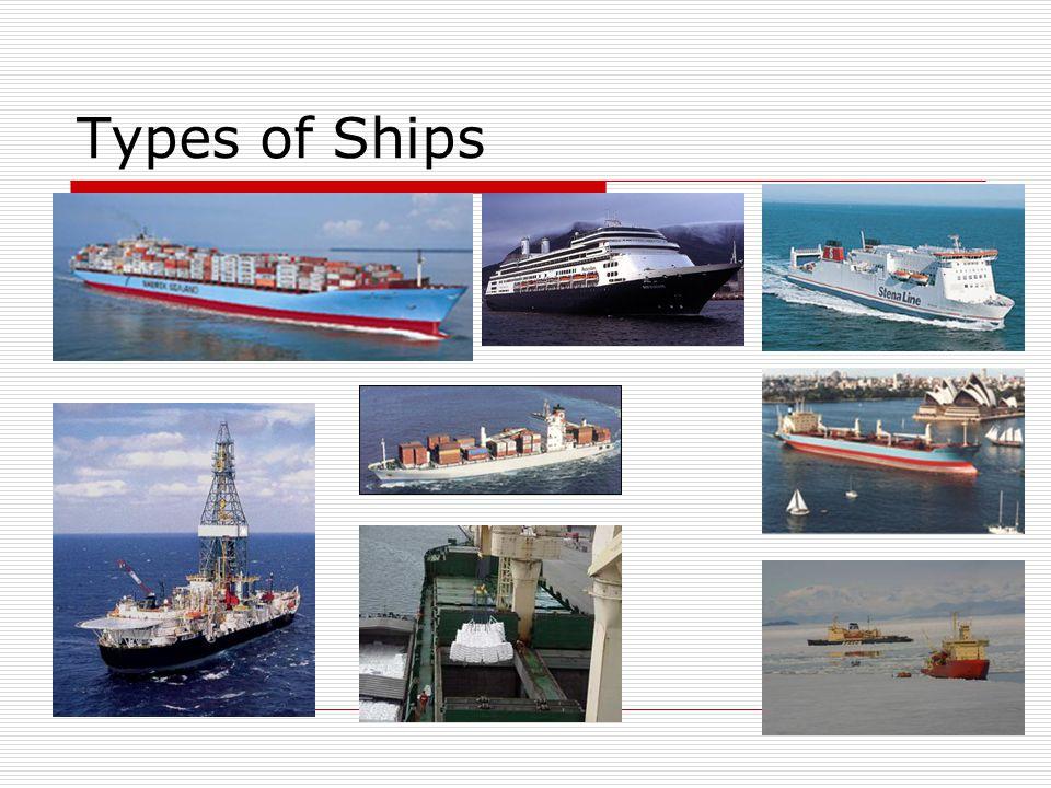 Various Ships--Tankers AframaxLNG ULCCVLCC