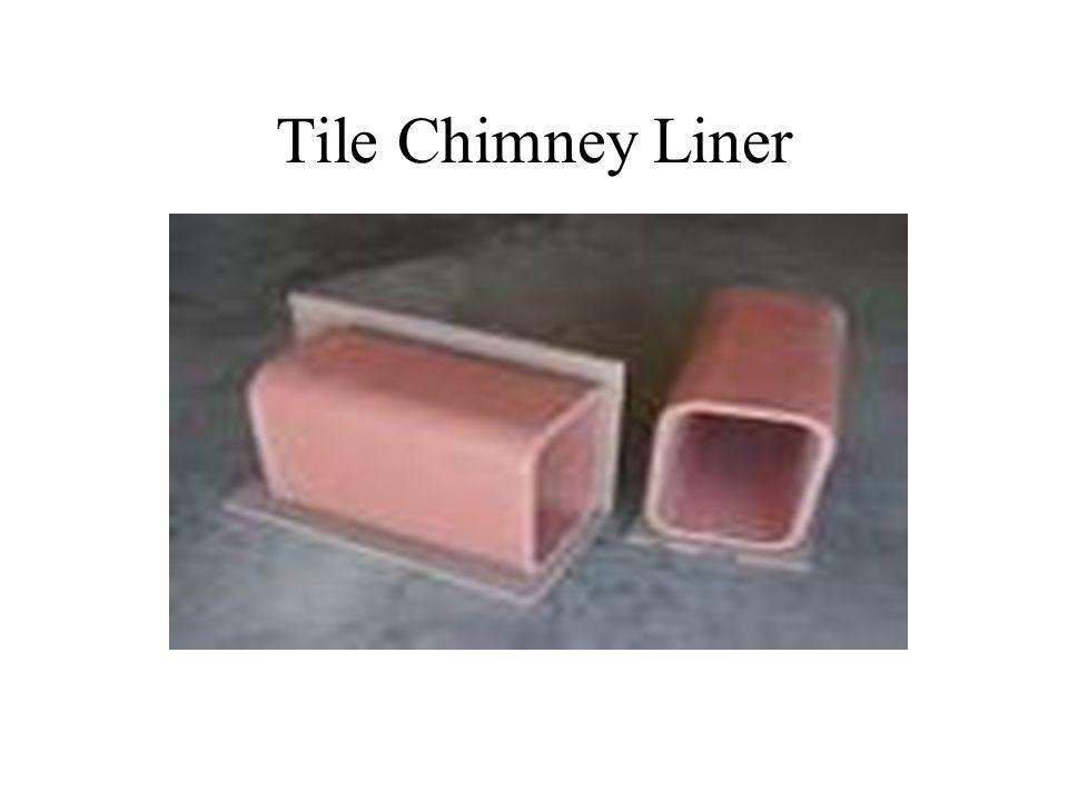 Tile Chimney Liner