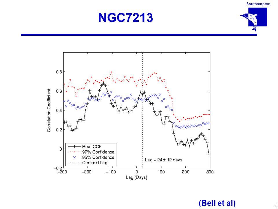 Southampton 4 NGC7213 (Bell et al)
