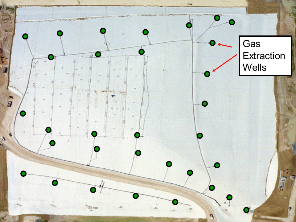 Gas Extraction Wells