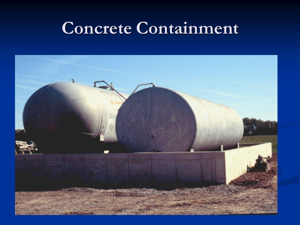 Concrete Containment