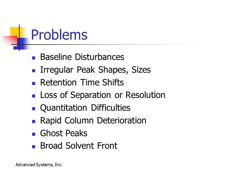 Advanced Systems, Inc.