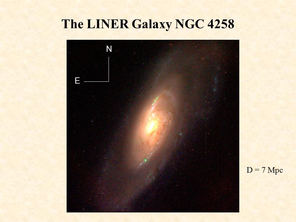 H 2 0 Maser Emission from NGC 4258 (Miyoshi, Cecil et al.