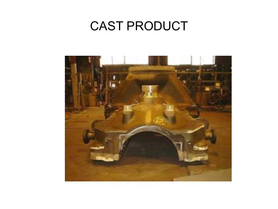 CAST PRODUCT