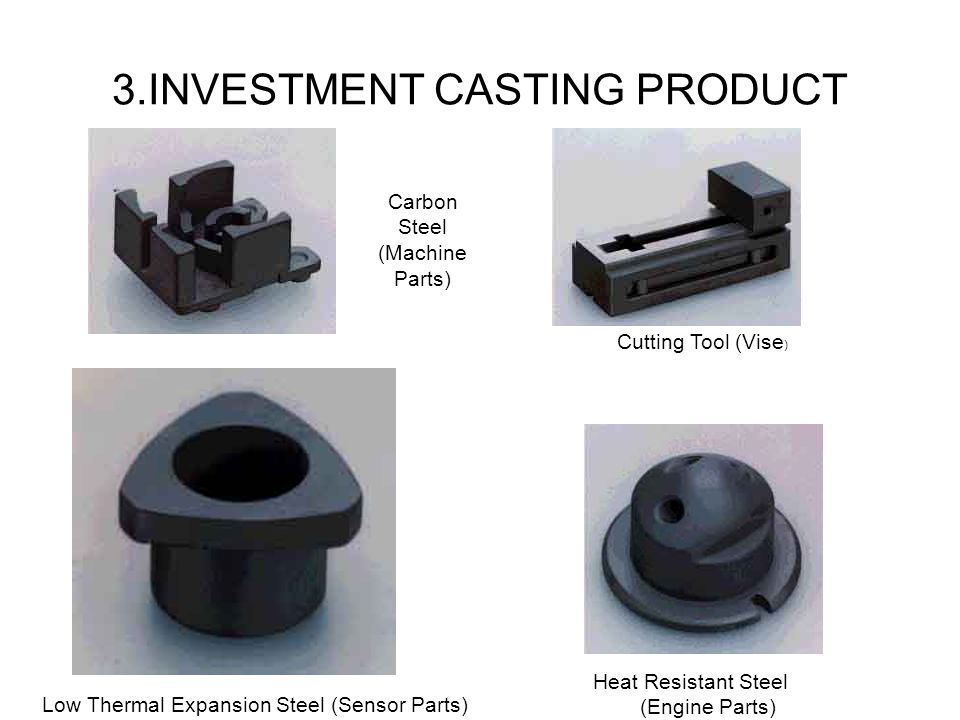 FORMING PRODUCTS HOT FORMING TOOLS