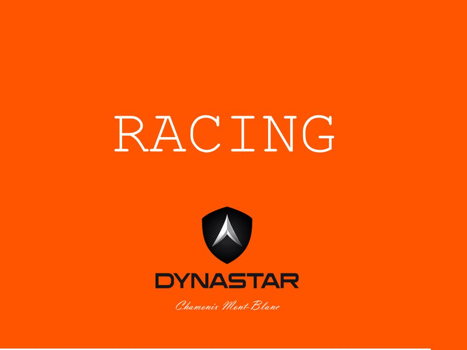 SPEED ASSAULT WC Gamme de SX Dynastar Keep focus on our SX strategie, keep the best SX TEAM with Dynastar & Lange until Sochi Add 2 skis references ( Adultes & Junior), on existing structures, no investment ….with specificity graphics and Technics (Flat tips).