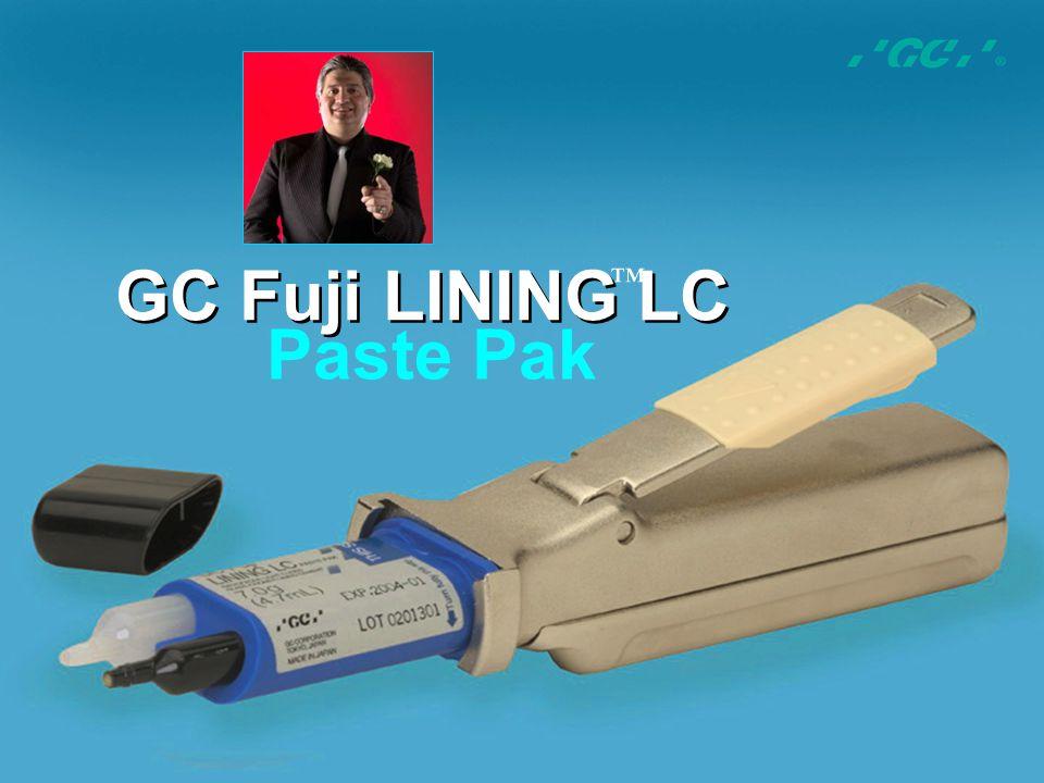 GC Fuji LINING LC ™ Paste Pak