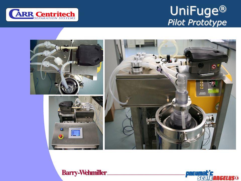 UniFuge ® Pilot Prototype