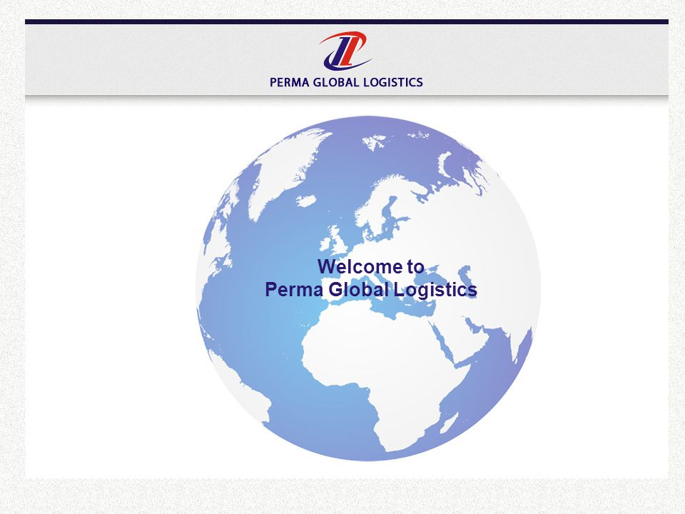Welcome to Perma Global Logistics