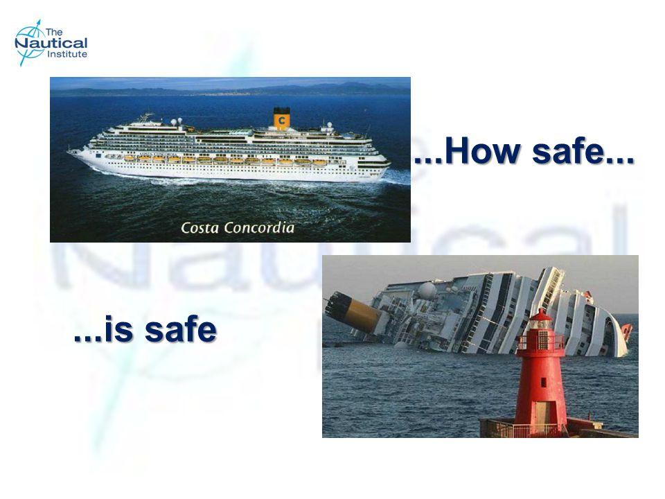 ...How safe......is safe