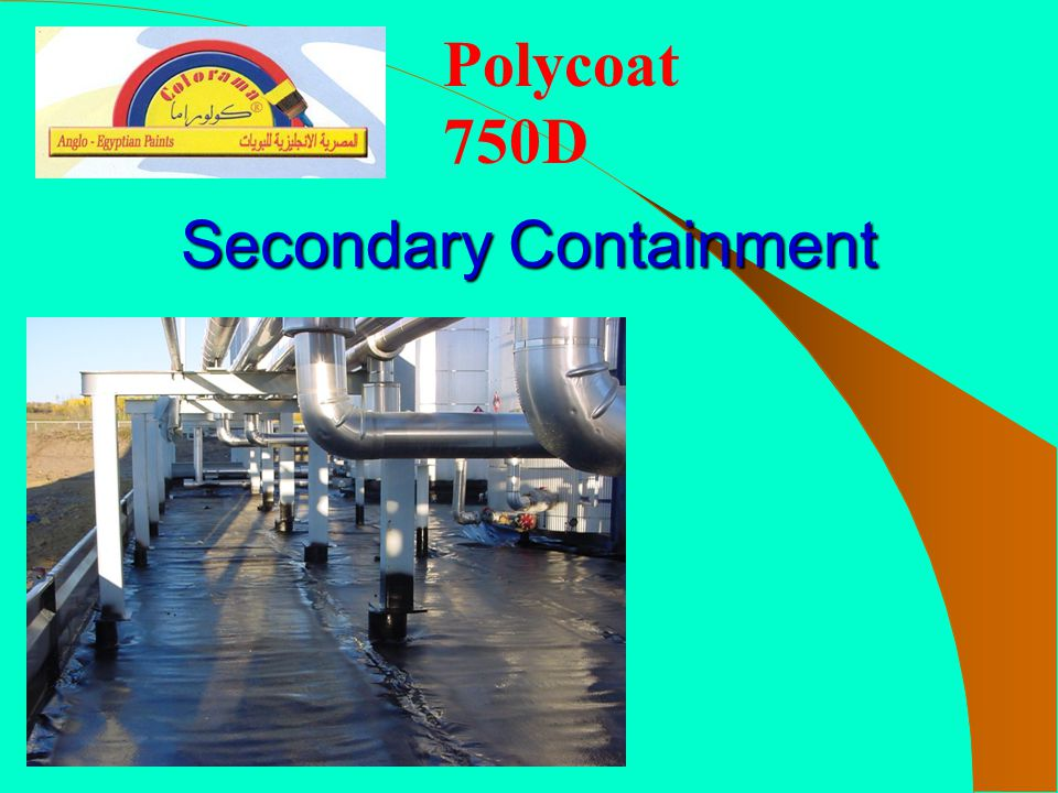 Polycoat 750D Secondary Containment