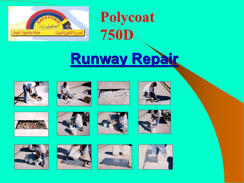 Polycoat 750D Runway Repair