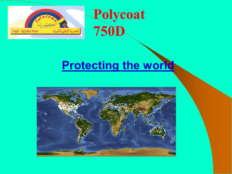 Polycoat 750D Protecting the world