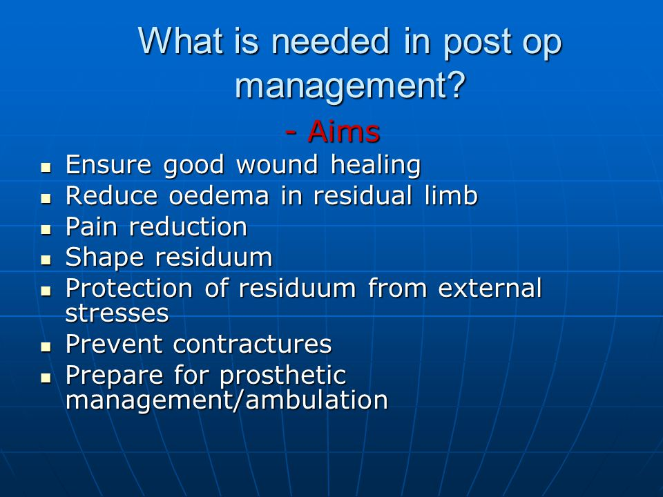 Wound Healing - oedema Inflammatory response Inflammatory response Oedema exudate formsOedema exudate forms Fluids from the medullary bone bleeding, tissue exudate and blood loss form oedema exudate Fluids from the medullary bone bleeding, tissue exudate and blood loss form oedema exudate Harmful effects of oedema: Delays wound healing Delays wound healing Increases interstitial pressureIncreases interstitial pressure Increased risk of infection Increased risk of infection Induces the onset of pain Induces the onset of pain