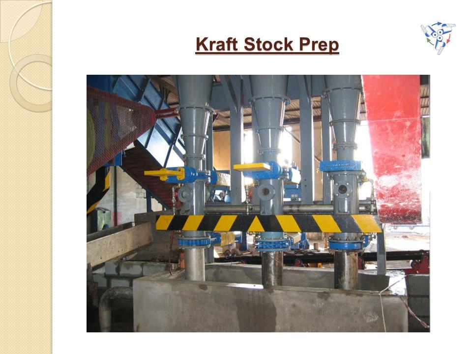 Kraft Stock Prep