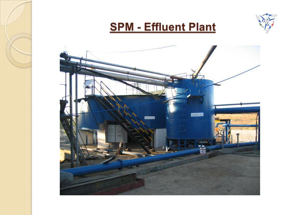 SPM - Effluent Plant