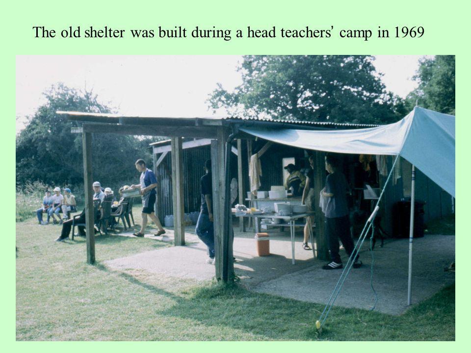 Camping at Suntrap 1969 - 2012 Raising Achievement - Outdoors
