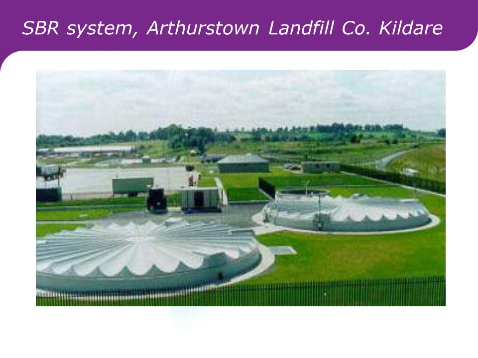 SBR system, Arthurstown Landfill Co. Kildare