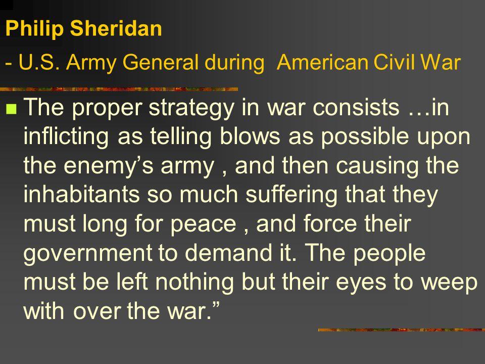 Philip Sheridan - U.S.