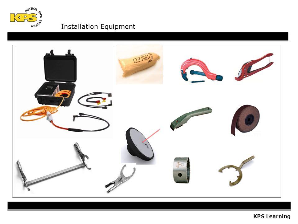 KPS Learning Installation Equipment